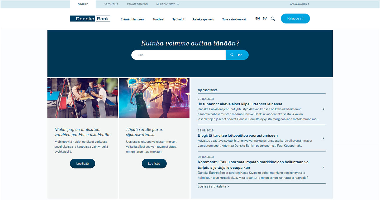 Danskebank.Fi Verkkopankki