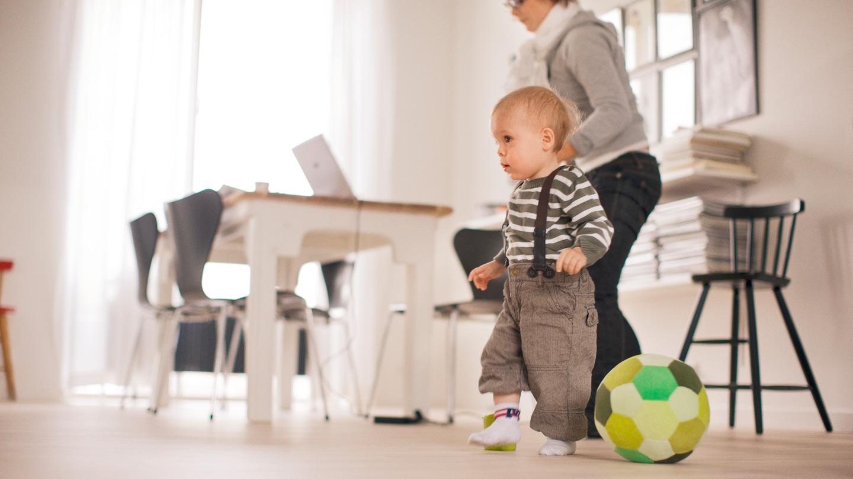 Lapset muuttavat pois kotoa - Danske Bank